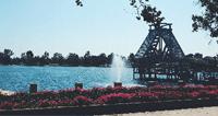 Irvine의 자연 환경