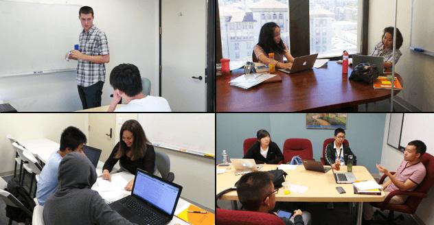 UC의 다양한 학생 관리 프로그램