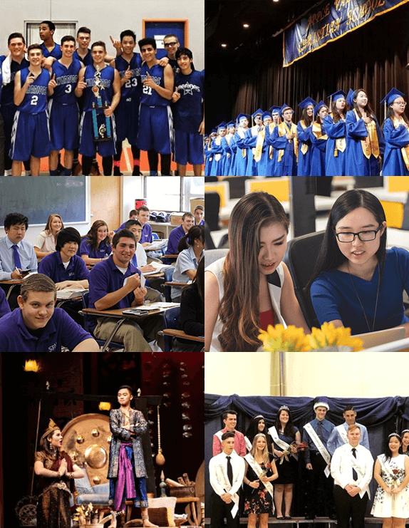 다양한 분야에서 활동중인 학생들