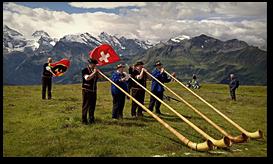 스위스 전경