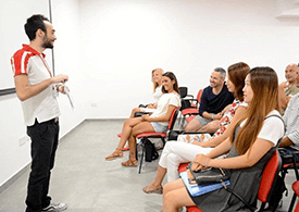 LAL Language Centres(IELS) 학생 생활 모습2
