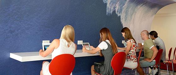 LAL Language Centres(IELS) 학생 생활 모습3