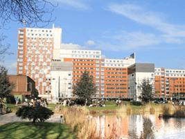 애스턴 대학교 전경