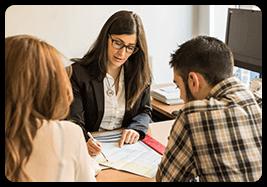 학생과의 개별 상담