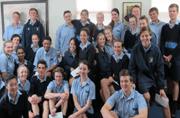 Northcote College의 학생들1