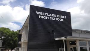 Westlake Girls High School 전경