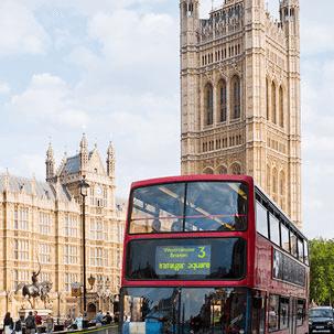 런던 전경