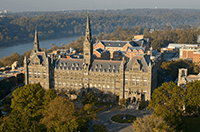 미국 대학 전경