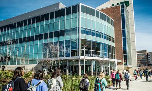 The University of Alabama at Birmingham 전경