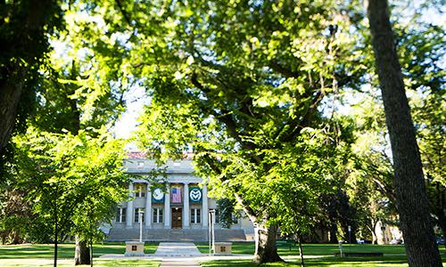 Colorado State University 전경