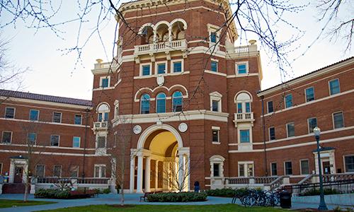 Oregon State University 전경