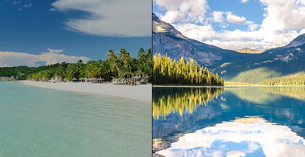 필리핀/캐나다 전경