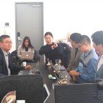 2016년 2월 글로벌사회적기업 전문가교류회 모임 중