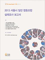 HR13063212-2013-서울시-일반-협동조합-실태조사-보고서