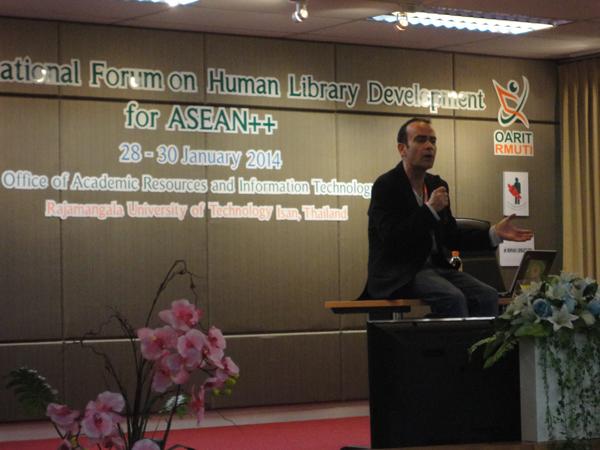사진2. 태국 컨퍼런스