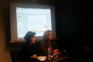 사회운동의 대모 샹티에 대표 낸시 님탄