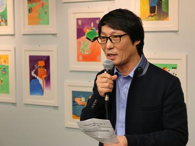 ▲김범용 부천희망재단 상임이사