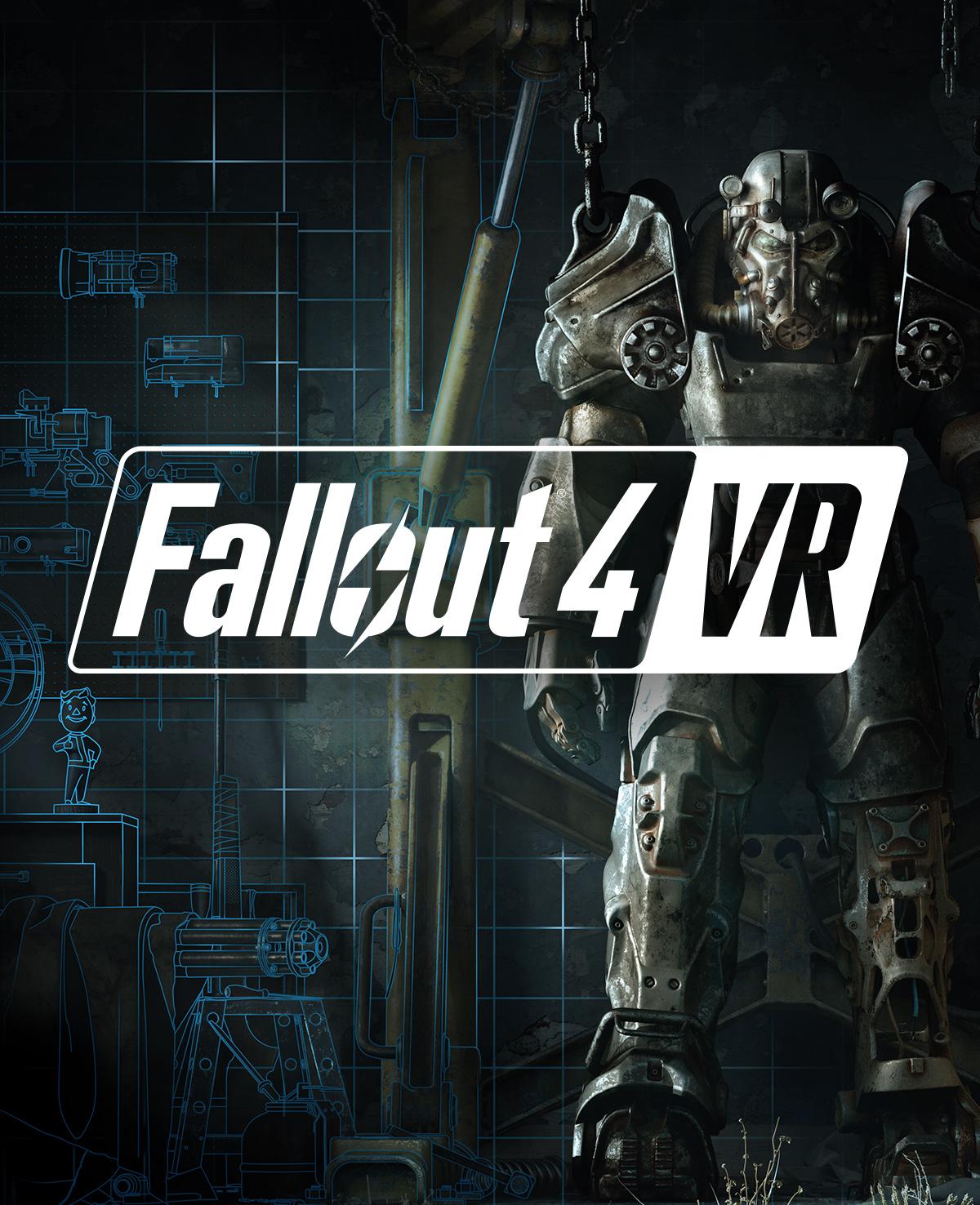 폴아웃 4 VR | minimap.net