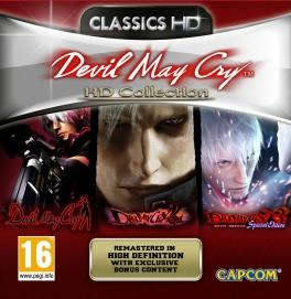 데빌 메이 크라이 HD 콜렉션 | minimap.net