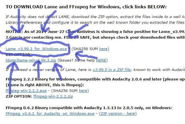 lame_mp3.dll 설치 프로그램 다운로드