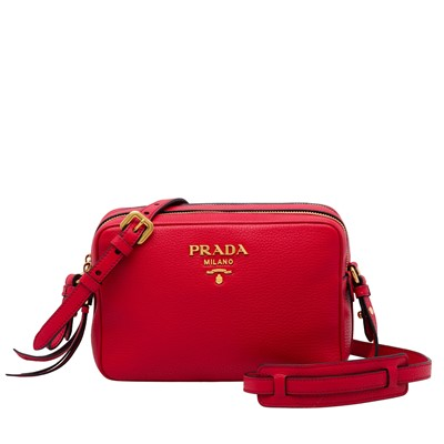 0300672ee41a 공식홈페이지제품 프라다 가죽 숄더백 가방 Calf leather shoulder bag RED 1BH082 2BBE F0011 V NOO