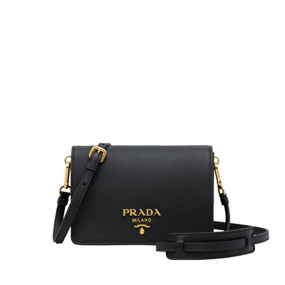 261a2ce9ce9f 공식홈페이지제품 프라다 가죽 숄더백 가방 Calf leather shoulder bag BLACK 1BD102 2BBE F0002 V  NOO