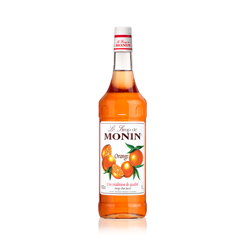 Orange Syrup오렌지 시럽
