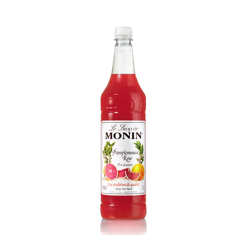 Pink Grapefruit Syrup핑크 그레이프 프룻 시럽