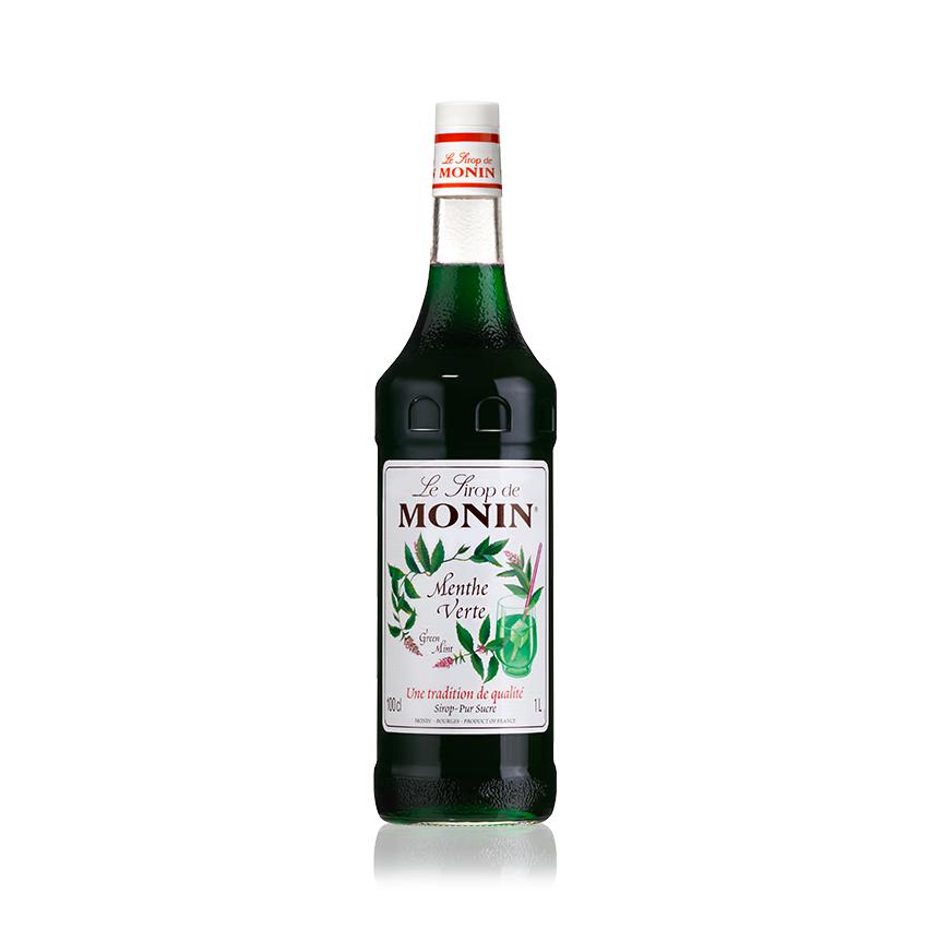 Green Mint Syrup그린 민트 시럽