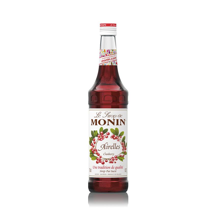 Cranberry syrup크렌베리 시럽