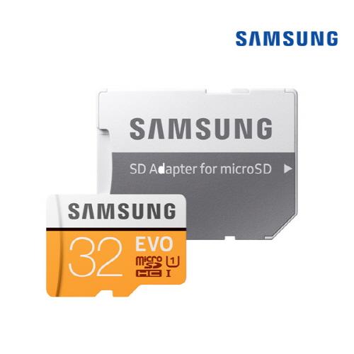[삼성전자] Micro SD카드 EVO 32GB