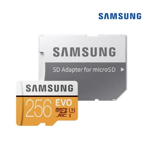 [삼성전자] Micro SD카드 EVO 256GB