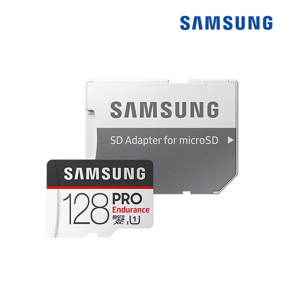 [삼성전자] Micro SD카드 Pro Endurance 128GB