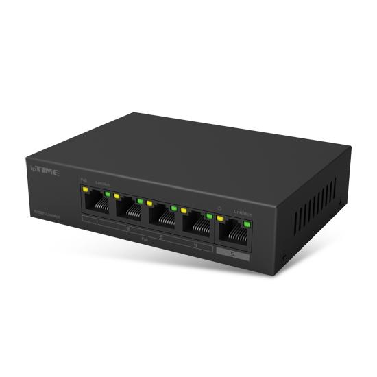 [EFM] ipTIME PoE405 스위치허브