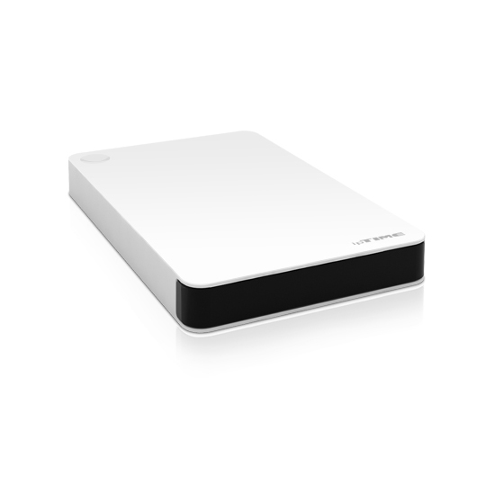 [EFM] ipTIME HDD 1025 화이트 USB 2.0 외장케이스