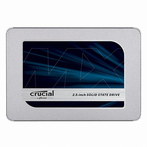 [마이크론] Crucial MX500 아스크텍 (500GB)
