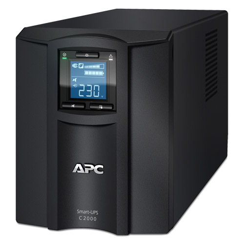 [APC] Smart-UPS C 2000VA/230V 무정전전원장치 [SMC2000I]