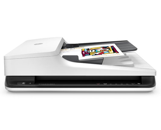 [HP] 스캔젯 프로 2500 f1 평판형 스캐너