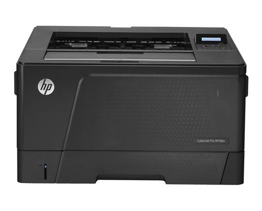 [HP] 정품 레이저젯 M706n