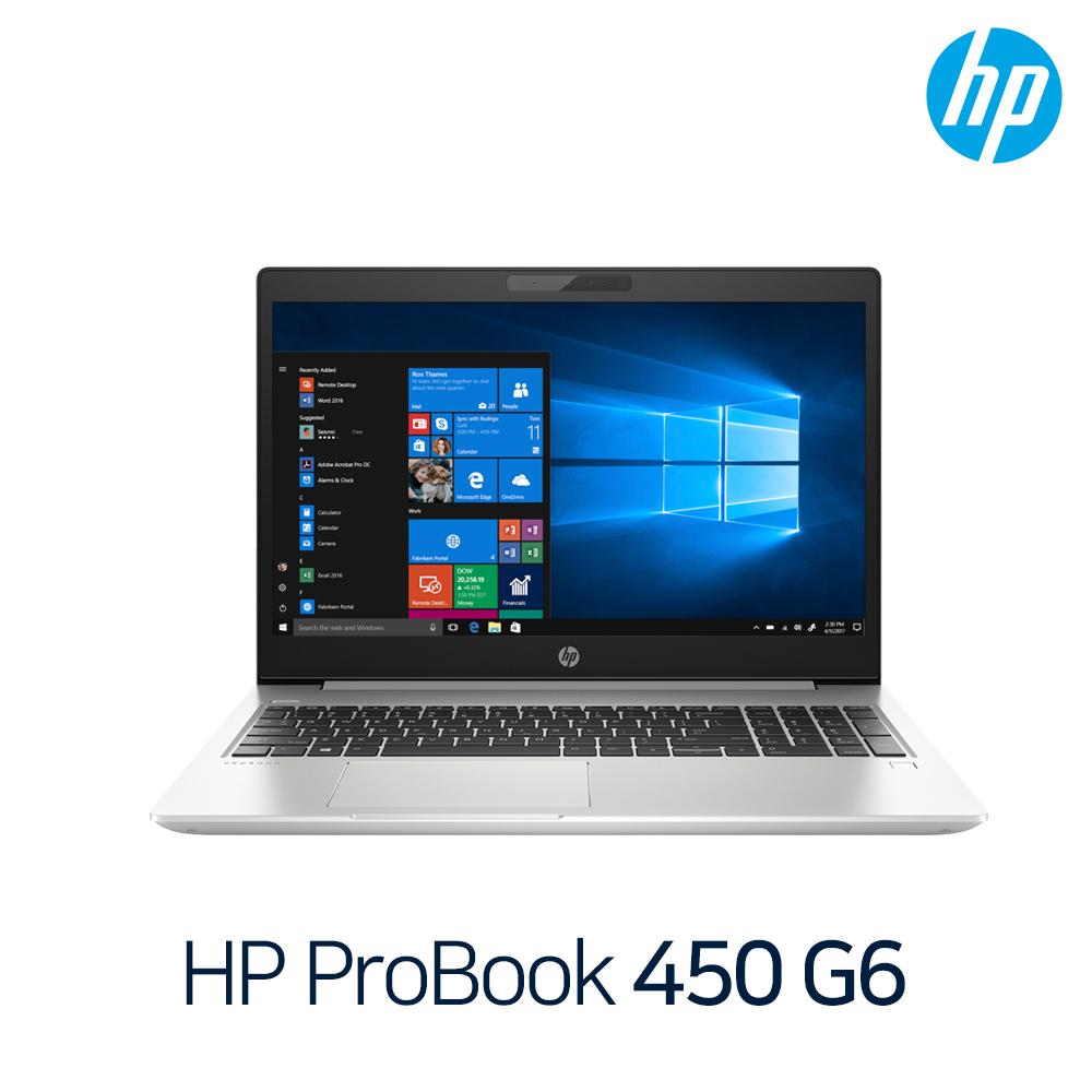 [HP] 프로북 15형 450 G6 7BZ07PA [i7-8565U/RAM 8GB/HDD 1TB/MX250/Windows 10 Pro]
