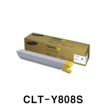 [삼성전자] 정품토너 CLT-Y808S 노랑 (SL-X4300LX/20K)