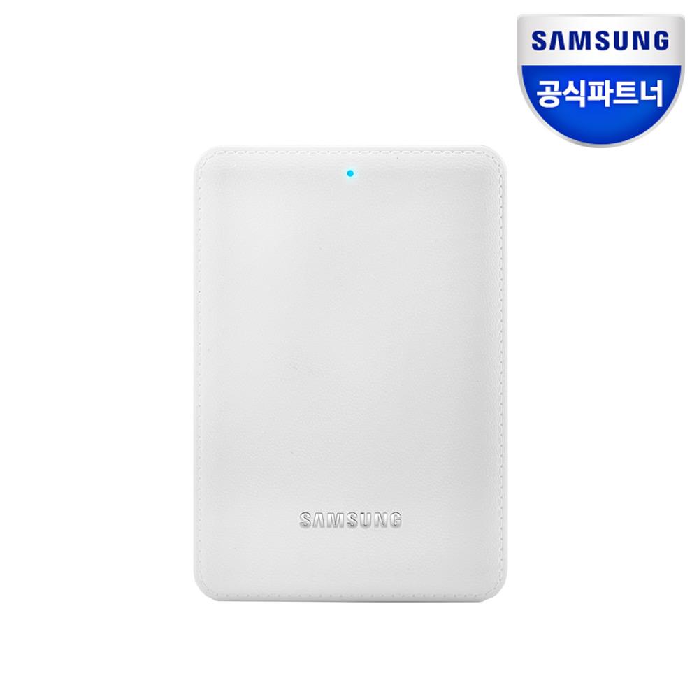 [삼성전자] Portable HDD J3 (1TB) 화이트