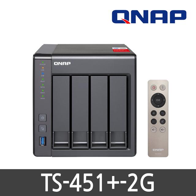 [QNAP] TS-451+-2G (하드미포함)