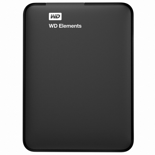 [Western Digital] WD NEW Elements Portable Gen2 (4TB)