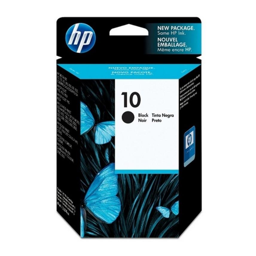 [HP] 정품잉크 No.10 C4844A 검정 (DJ100+/1,430매)