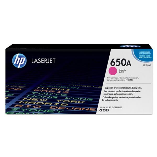 [HP] 정품토너 No.650A CE273A 빨강 (CP5525dn/CP5525n/CP5525xh/M750dn/15K/15,000매)
