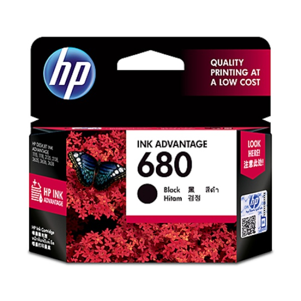 [HP] 정품잉크 No.680 F6V27AA 검정 (DJ2135/480매)