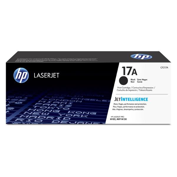 [HP] 정품토너 No.17A CF217A 검정 (M102a/M102w/M130a/M130fn/M130fw/M130nw/1.6K/1,600매)