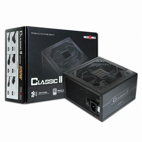[마이크로닉스] Classic II 500W +12V Single Rail 85+ (벌크)