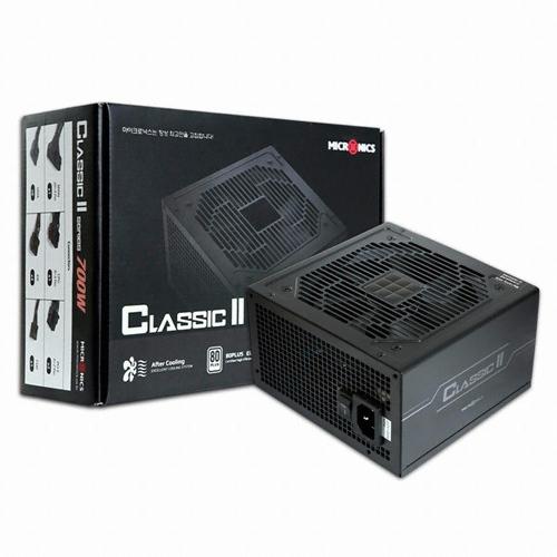 [마이크로닉스] Classic II 700W +12V Single Rail 85+ (벌크)